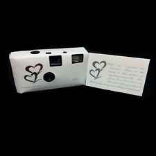 36exp Hearts Disposable Wedding Bridal Camera With Flash