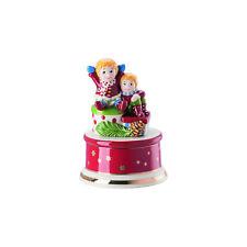 Hutschenreuther Spieluhr 2021 klein - Thema: Weihnachtslieder - Spieldose - NEU