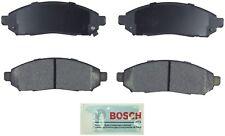 Front Blue Disc Brake Pads Bosch BE1094 for Nissan Frontier Pathfinder Xterra