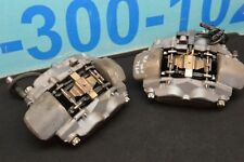 07-09 R230 MB SL550 E550 CLS550 CLK550 FRONT BRAKE CALIPERS LEFT & RIGHT PAIR