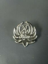 Vintage Hank Williams Jr. Country Music Concert Lapel Hat Pin Badge Button