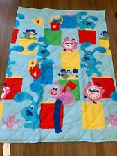 Blue's Clues Toddler Comforter - Dan River