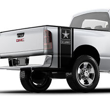 US Army bed band truck decal sticker GMC , CHEVY CHEVROLET, FORD TOYOTA - 012