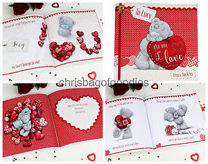 PERSONALISED THE ONE I LOVE BOOK gifts for my Wife Husband Girlfriend Boyfriend