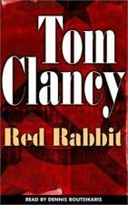 Tom Clancy: Red Rabbit by Tom Clancy (2002, Cassette, Abridged)