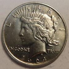Usa   One Dollar 1924 Silver 900   Very Nice Coin