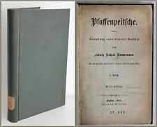 Zimmermann Pfaffenpeitsche Sammlung anticlericaler Aufsätze 1.Bd 1872 Geschichte