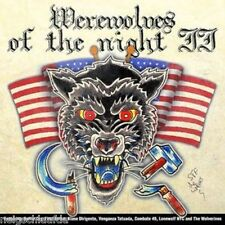 V/A WEREWOLVES OF THE NIGHT Vol. 2 / PUBLIC ENEMIES OF THE NORTHEAST LP