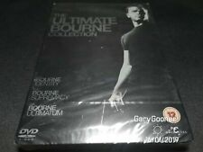 The Bourne Identity/The Bourne Supremacy/The Bourne Ultimatum The Collection