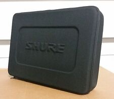 Shure Padded Foam Soft Carrying Zipper Case for Microphones & Other Accessories
