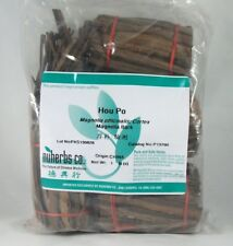 Magnolia Bark Cut Pieces Hou Po 1 lb. Bulk Chinese Herbs Nuherbs Lab Tested