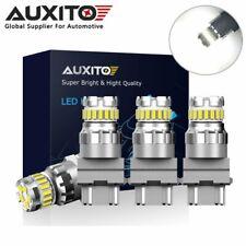 4X AUXITO 3157 3156 23SMD LED Back up Reverse Daytime Running Brake Light Bulb