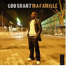 LOO GRANT - MA FAMILLE - CD 14 TITRES - 2009 - NEUF NEW NEU