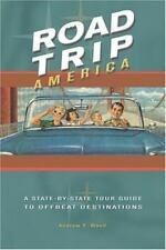 Road Trip America: A State-By-State Tour Guide to Offbeat Destinations-ExLibrary