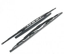 Volvo S60 S80 V70 XC70 XC90 Front Pack of 2 Windshield Wiper Blade Genuine New