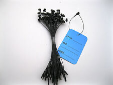 "100    Blue  Extra Large   Price Tags   1.75""   X   2.75"" + 100  Black  Loop"