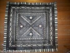 superbe tissu art primitif premier tribal african art