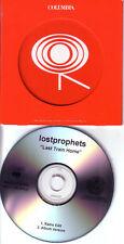 LOSTPROPHETS Last Train Home EDIT TST PRESS PROMO CD dj