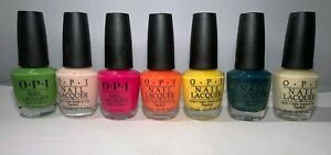 OPI Nail Polish 0.5 oz - Full Size Lacquer - Over 50 Colors!