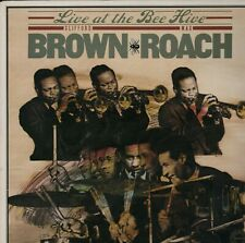 CLIFFORD BROWN MAX ROACH Live At The Bee Hive X2 Double   Vinyl LP L3.21