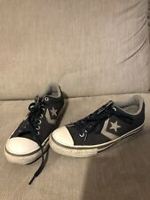 Converse CONS All Star - Low Top Skateboard Trainers - UK SIZE 4 Lace Pumps