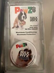 Pawz Bees Max Wax Lanolin Mineral Jelly Natural Protects Human Grade 60 Grams