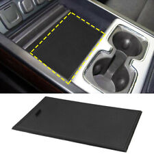 Compartment Cover Center Console Organizer Tray for GMC Sierra Chevy Silverado