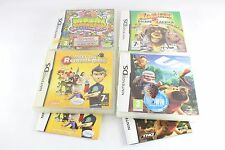 Nintendo DS UP Meet The Robinsons Madagascar Moshi Monsters Moshling Zoo