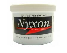 Nyxon Freeze Hair Gel Curling Styles Shaving Bump Control No Stickiness Flaking