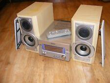 Panasonic SA-PM65MD COMPACT HIFI IMPIANTO STEREO, MiniDisc CD, amplificatore, altoparlanti