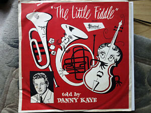 DANNY KAYE - The Little Fiddle 78 rpm disc