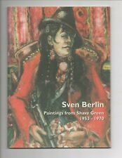 Sven Berlin Paintings from Shave Green 1953-1970