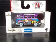 M2 Machines 1960 VW Hippie Bus USA Model Super Chase 1 of 108 1/64 Diecast