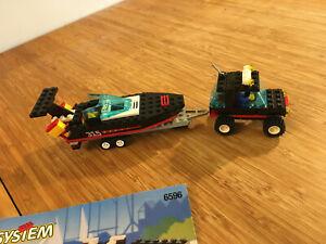 Lego City Town Set 6596 Wave Master (1995).