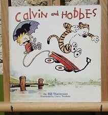 CALVIN & HOBBES - BILL WATTERSON - 1987 - ÉTAT CORRECT