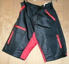 GENTS BAGGY MTB CYCLE SHORTS WITH SEPERATE PADDED INSERT Medium
