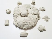 Sparkling White 2 Lb Refill Kinetic Magic moon Play Space Sand Diy Toy Non Toxic