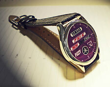 Yamaha FS1-E - SS - 50cc Moped Tribute Wrist Watch, Iconic 1970's Teen Dream