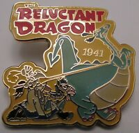 Disney DS Countdown to the Millennium Series #11 Reluctant Dragon Pin