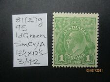 Australian KGV Stamps: Single Stamp (USED) - Excellent Item, Must Have! (L17620)