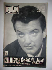 FILM COMPLET N°539 1955 CELLULE 2455 COULOIR DE LA MORT / WILLIAM CAMPBELL