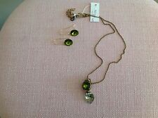 Absolutely Brand Custom Made In Australia  Necklace Set