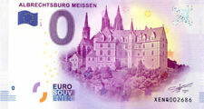 ALLEMAGNE Meissen, Albrechtsburg, 2017, Billet 0 € Souvenir