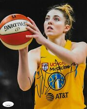 Katie Lou Samuelson UConn Huskies signed Chicago Sky 8x10 photo JSA