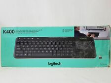 Logitech K400 Wireless Keyboard with Built-In Touchpad Black 920-003070