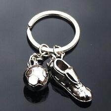 1Pc Creative Football Accessories Keyring Keychain Soccer Fans Key Chains Keytag