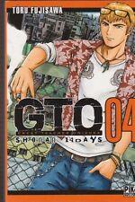 GTO SHONAN 14 DAYS  tome 4 Fujisawa Manga en français