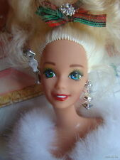 NIB Collectors Item Special Edition Mattel Winter's Eve Barbie from 1994 Costco