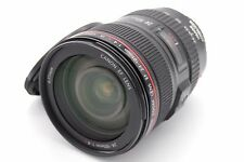 CANON ULTRASONIC EF 24-105MM F/4L IS USM ZOOM LENS