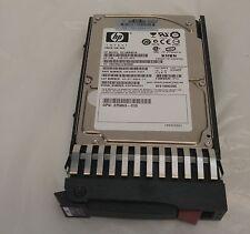 HP DG146BB976 10K SAS 146GB Hard Drive Firmware: HPDC w/ tray